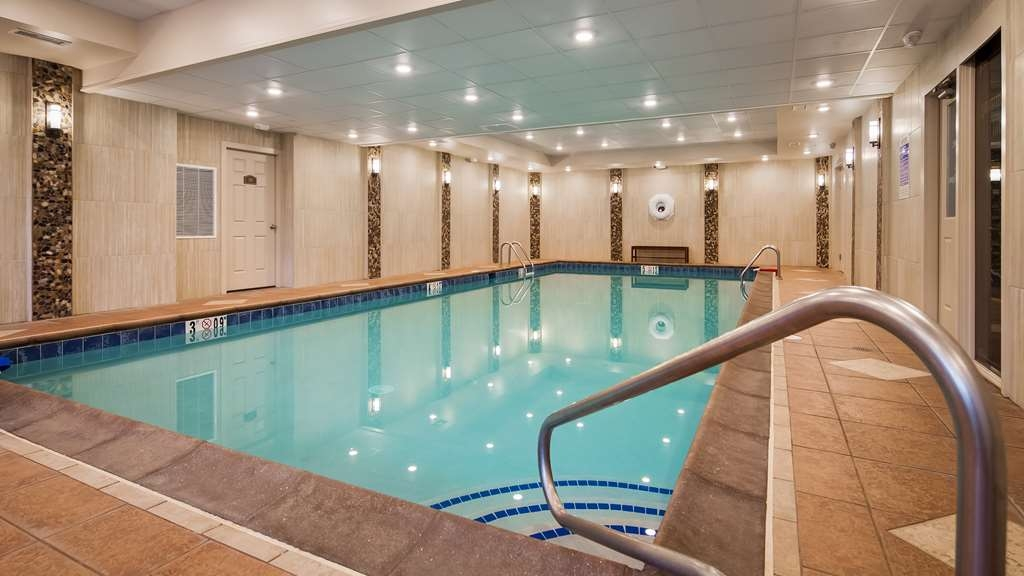 Best Western Plus Concordville Hotel - Our indoor heated pool stay a consistent temperature of 84 degrees and is open daily 9 a.m. - 11 p.m.