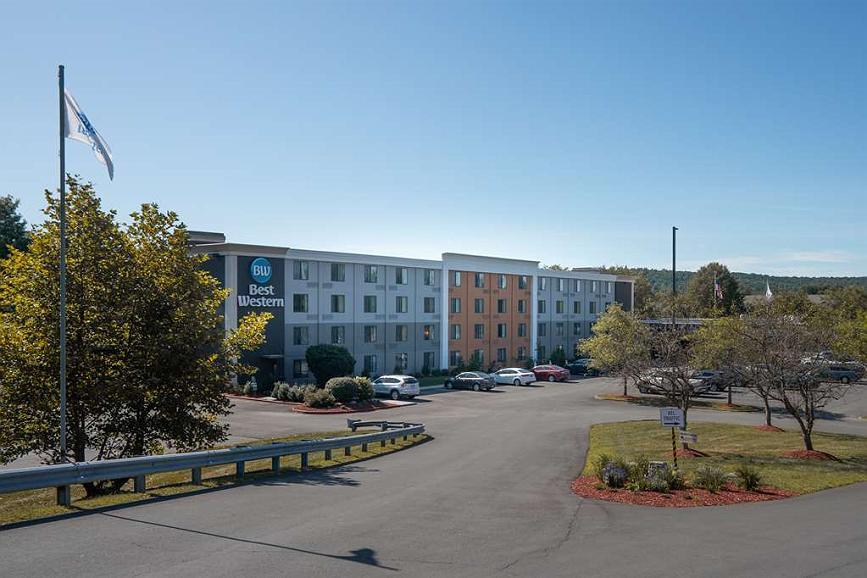 Best Western Hunt's Landing Hotel Matamoras/Milford - Vista exterior