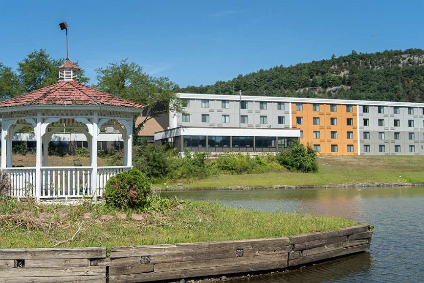 Best Western Inn at Hunt's Landing - Vue extérieure