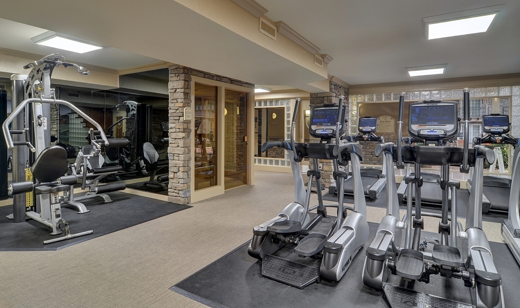 Eden Resort and Suites, BW Premier Collection - Sala fitness