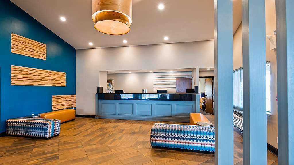 Best Western Westgate Inn - Vue du lobby
