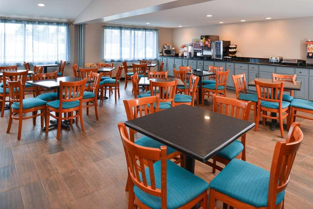 Best Western Westgate Inn - Desayuno Buffet