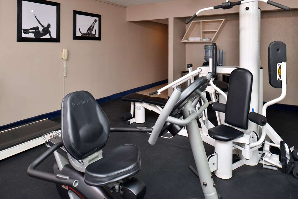 Best Western Westgate Inn - exercise chambre