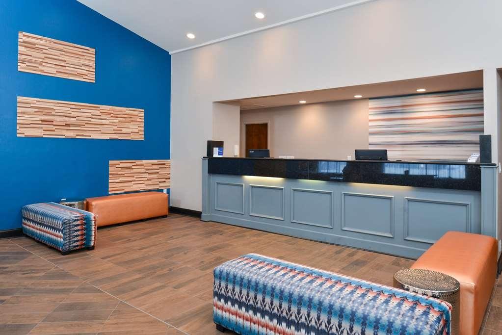 Best Western Westgate Inn - Lobbyansicht