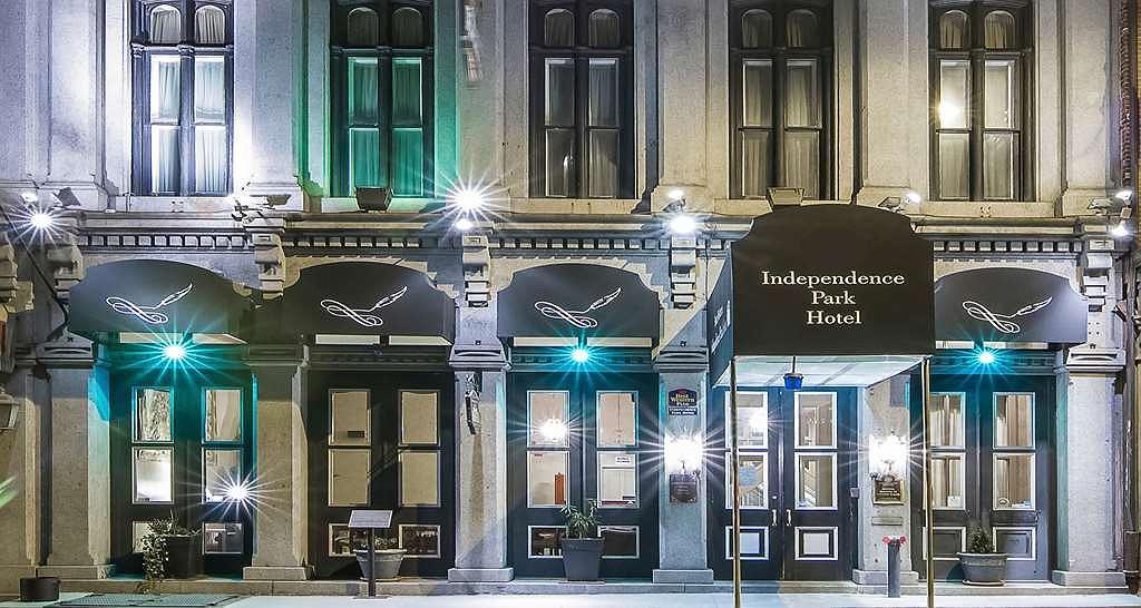 Best Western Plus Independence Park Hotel - Aussenansicht
