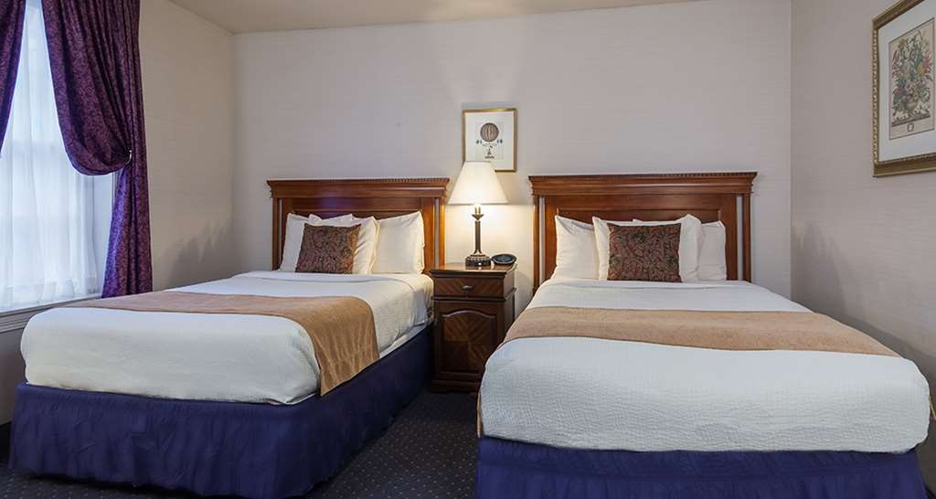 Best Western Plus Independence Park Hotel - Two Double Bed Guest Room