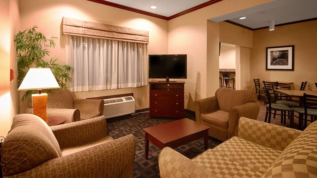 Best Western Plus Executive Inn - Vue du lobby