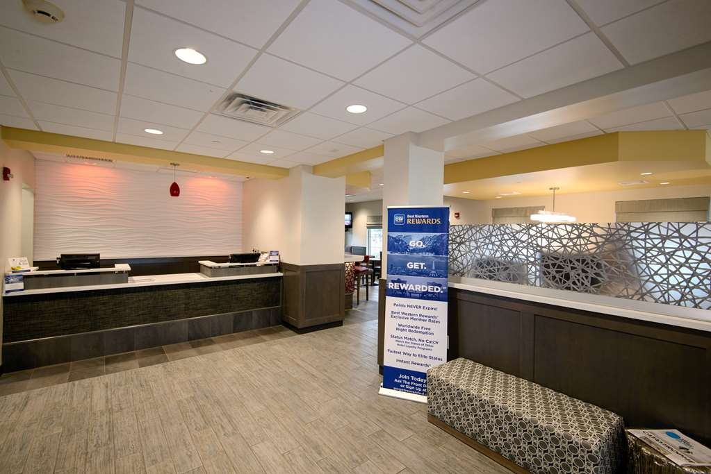 Best Western Plus The Inn at King of Prussia - Lobbyansicht
