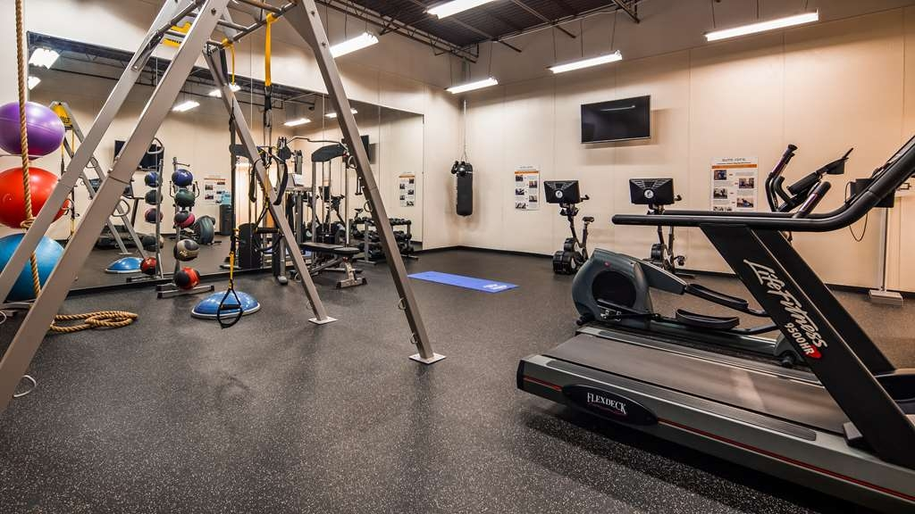 Best Western Plus The Inn at King of Prussia - Fitnessstudio