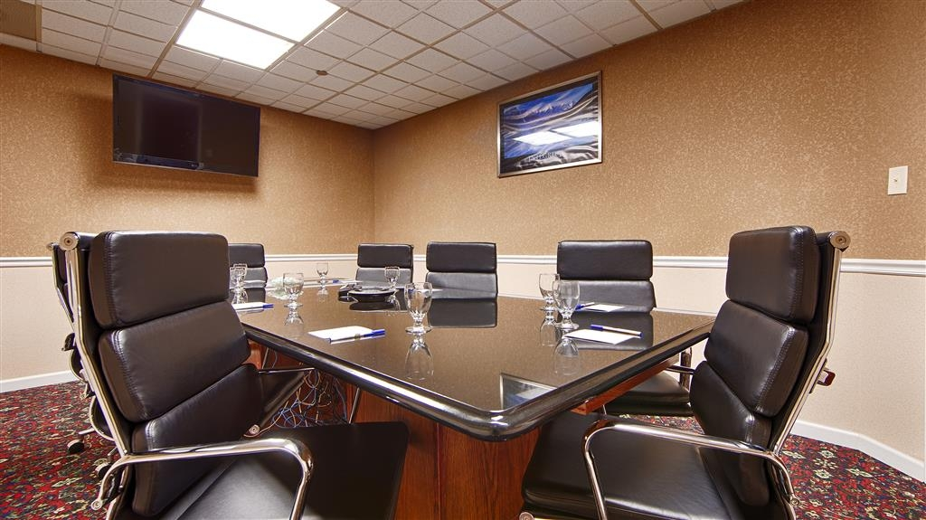 Best Western Grand Victorian Inn - Conference Room