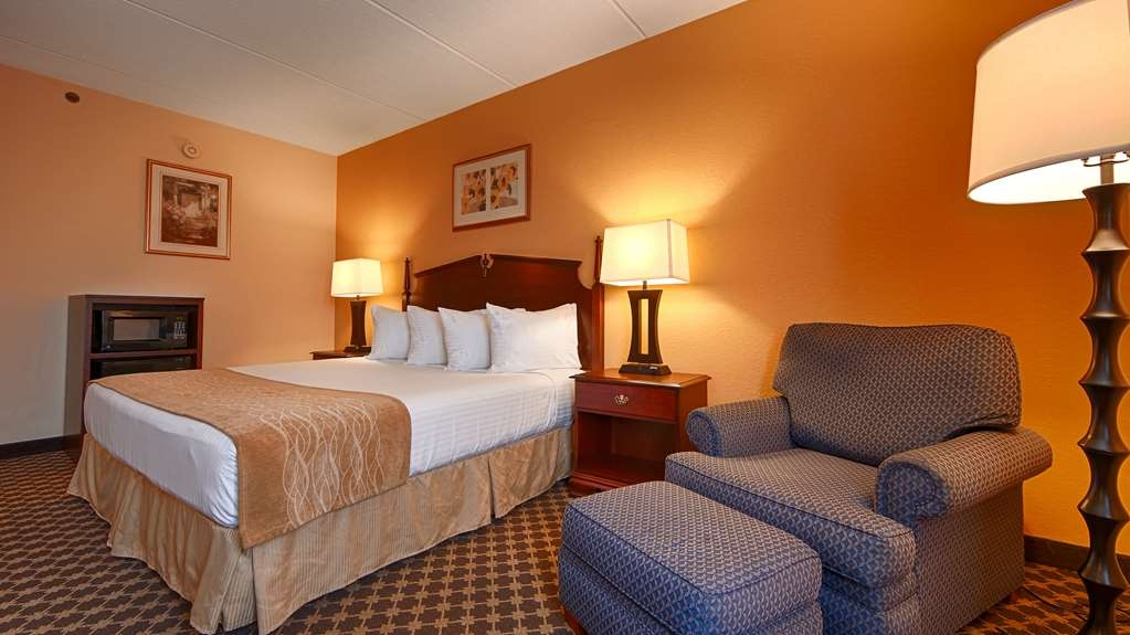 Best Western Grand Victorian Inn - Chambres / Logements