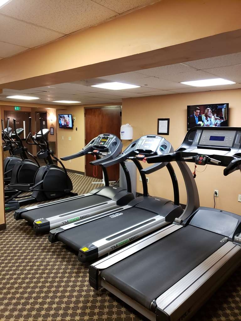 Best Western Grand Victorian Inn - Our fitness express center includes treadmills and ellipticals to help you stay fit while on the road. See our posted hours of operation.