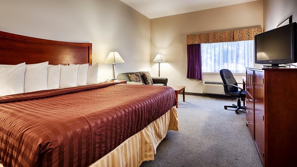 Best Western Chambersburg - Habitaciones/Alojamientos