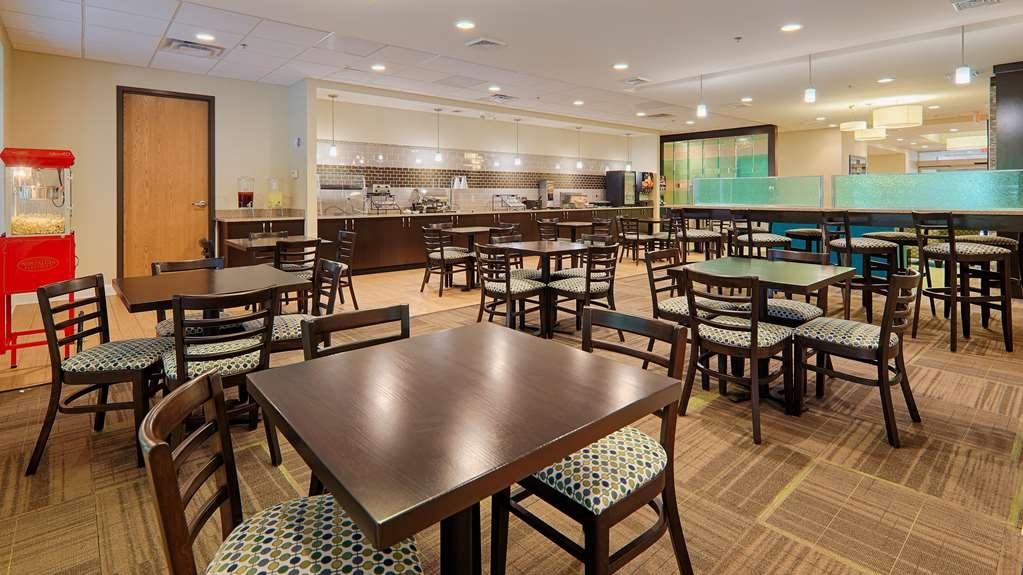 Best Western Garden Inn - Breakfast Area