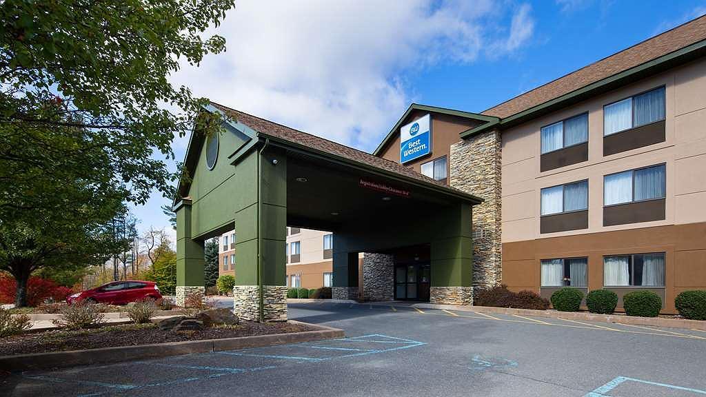 Best Western Inn at Blakeslee-Pocono - Vista exterior