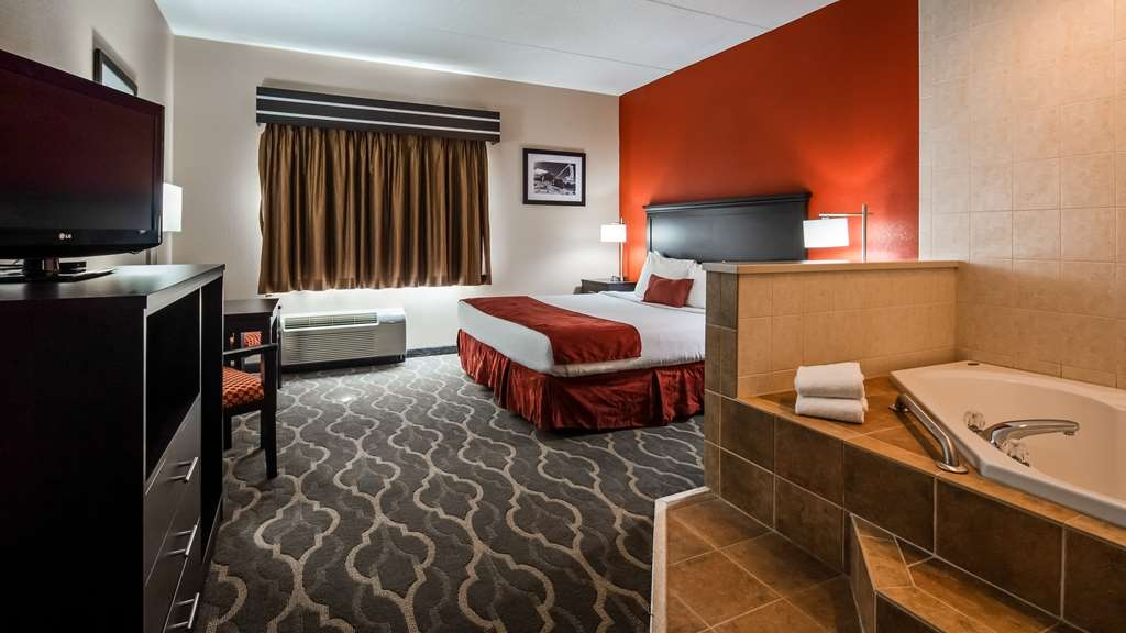 Best Western Inn at Blakeslee-Pocono - Habitaciones/Alojamientos