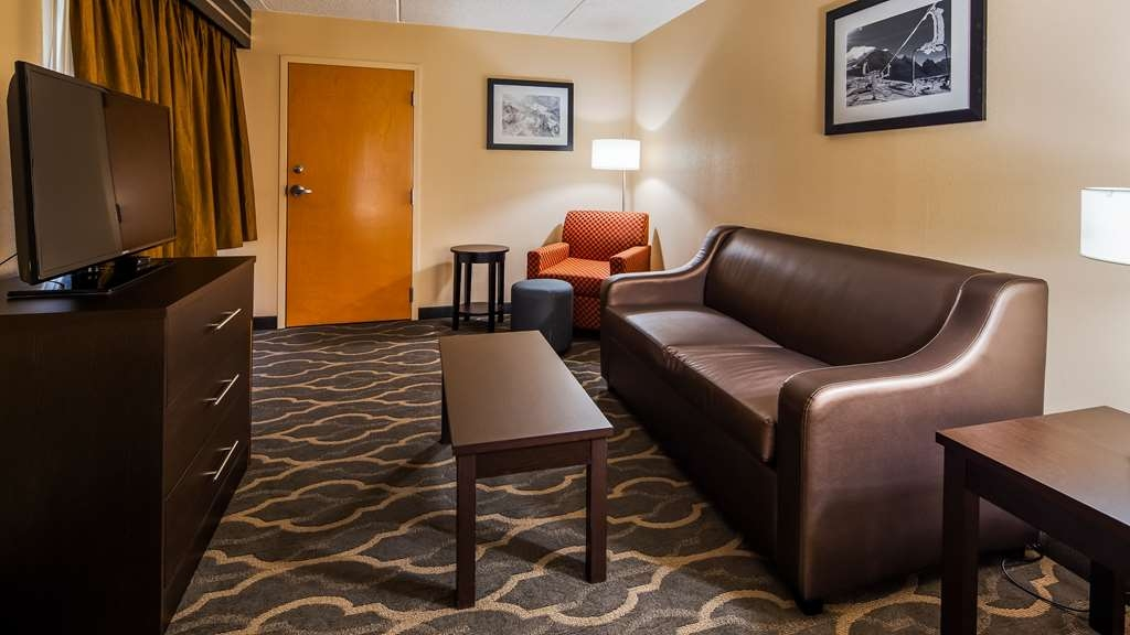 Best Western Inn at Blakeslee-Pocono - Suite