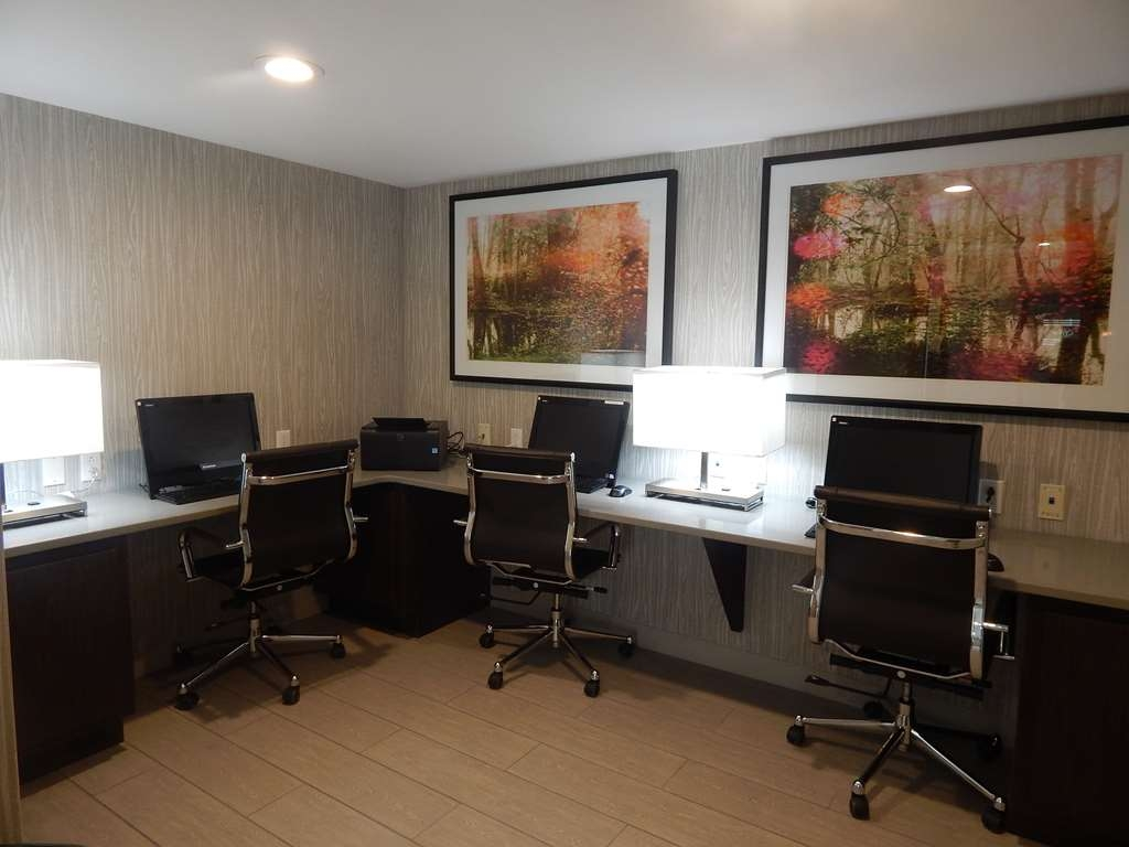 Best Western Plus Bradford Inn - Never miss a beat while on the road with complimentary free high-speed Internet in our business center.