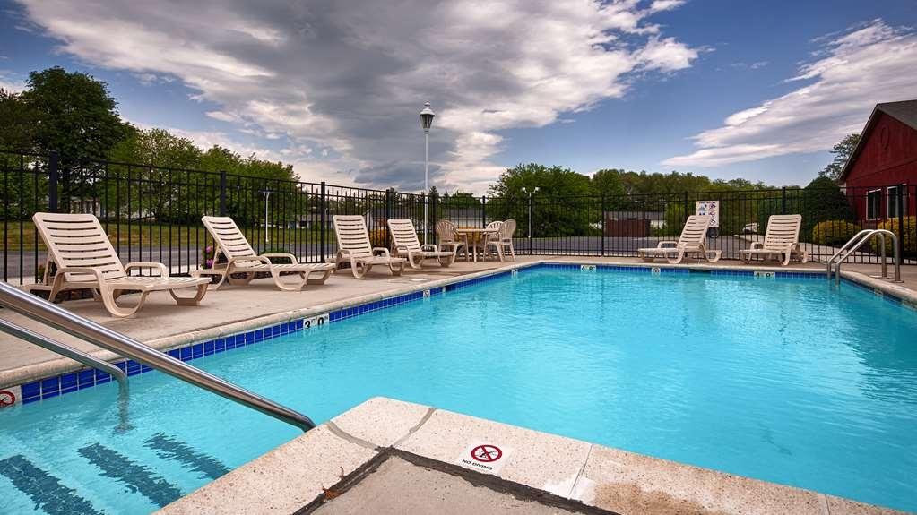 Best Western Carlisle - Vue de la piscine