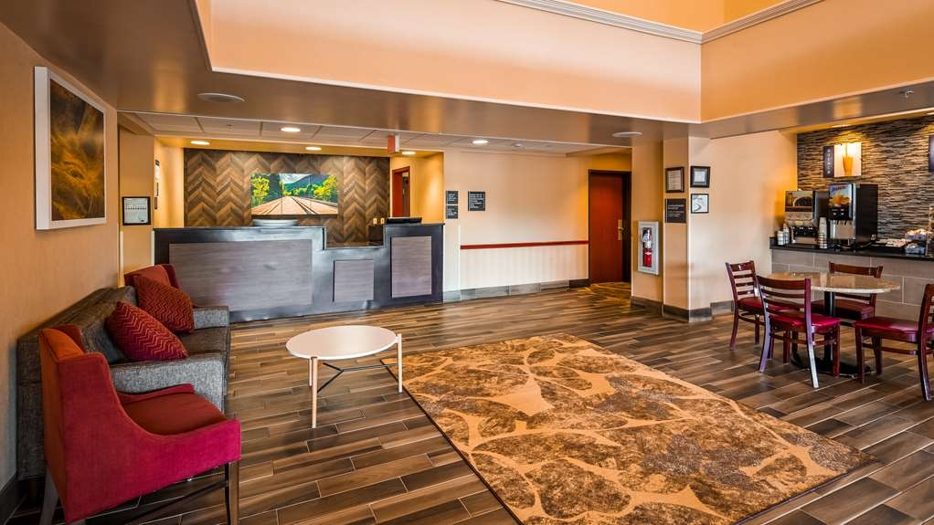 Best Western Danville Inn - Hall