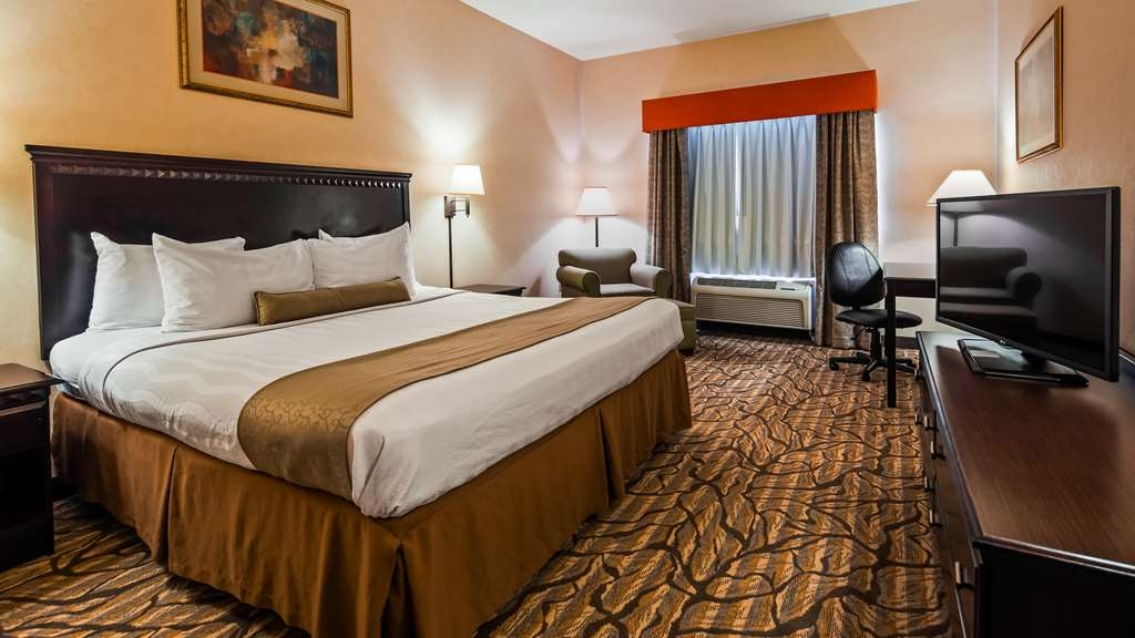 Best Western Danville Inn - Habitaciones/Alojamientos