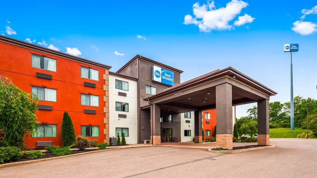 Best Western Danville Inn - Facciata dell'albergo