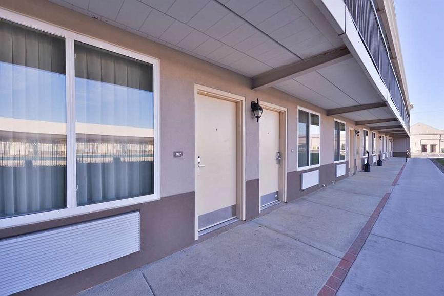 Best Western Williamsport Inn - Vista exterior