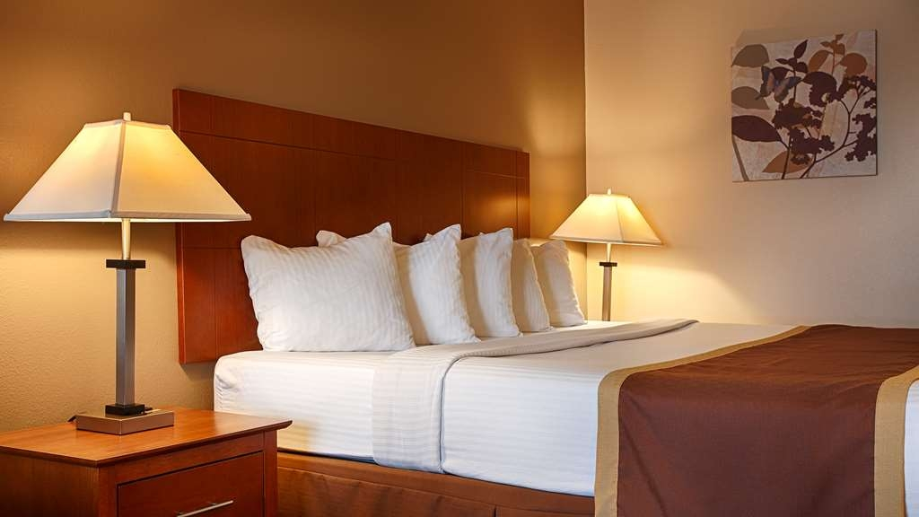 Best Western Williamsport Inn - We offer both standard and poolside king guest rooms.