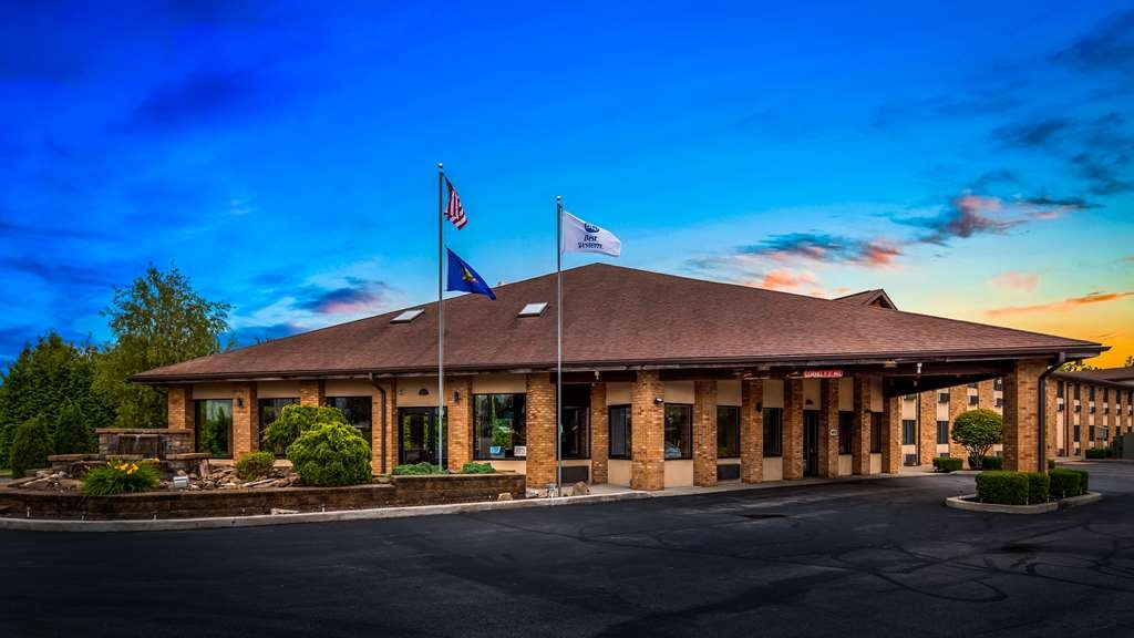 Best Western Grove City Inn - Vista Exterior