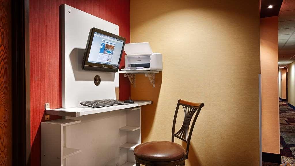 Best Western Shippensburg Hotel - centro de negocios-característica