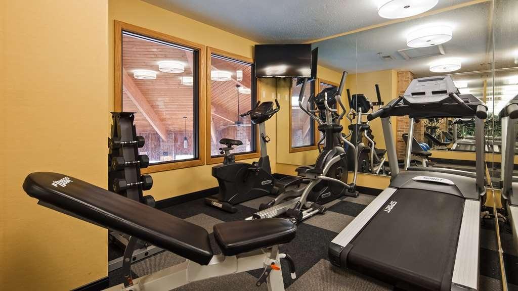 Best Western Shippensburg Hotel - Fitnessstudio