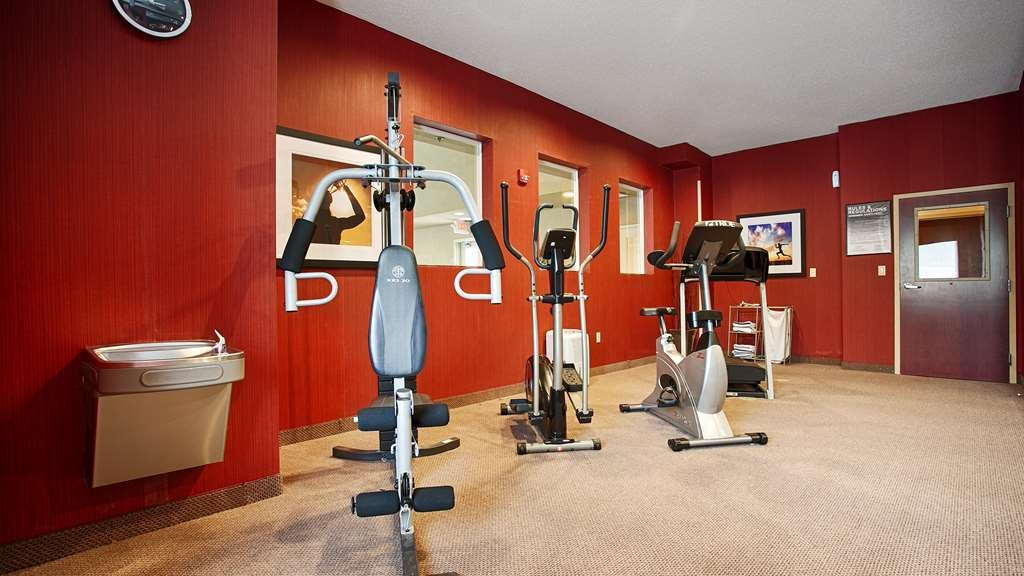 Best Western Plus New Cumberland Inn & Suites - Club de remise en forme