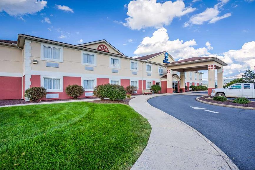 Best Western Nittany Inn Milroy - Welcome to Best Western Nittany Inn Milroy 2016 Director's Award winning hotel