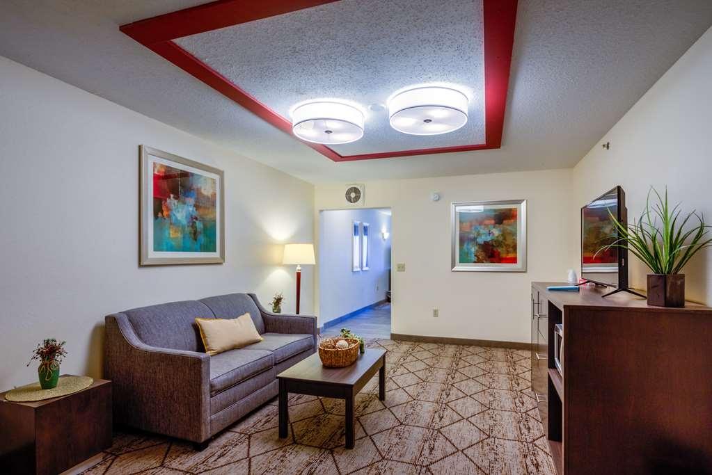 Best Western Nittany Inn Milroy - Zimmer Annehmlichkeiten