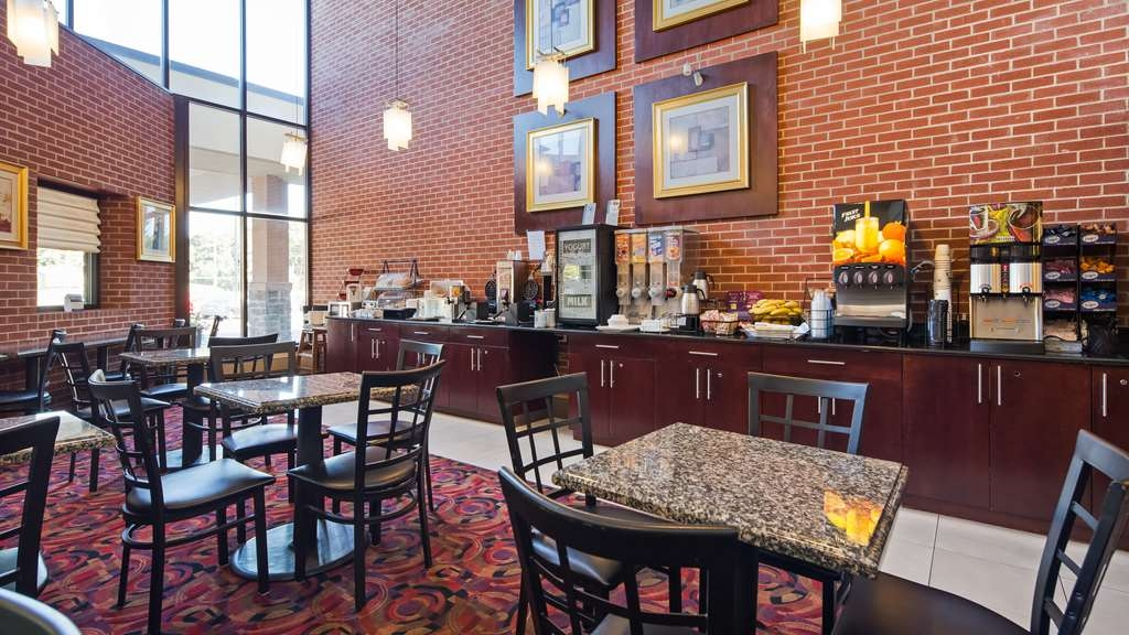 Best Western Plus Reading Inn & Suites - Restaurante/Comedor