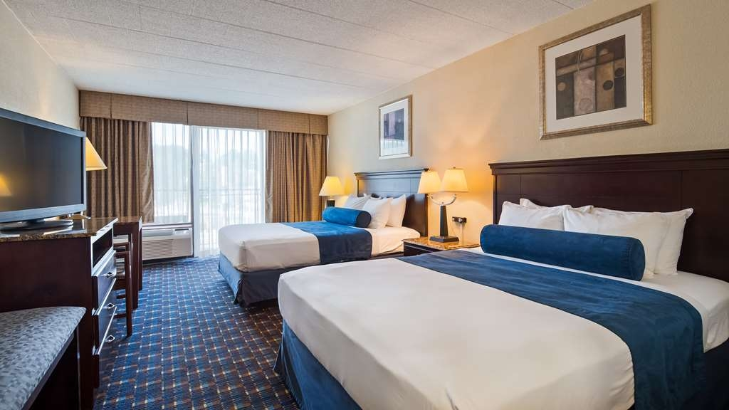 Best Western Plus Reading Inn & Suites - Habitaciones/Alojamientos