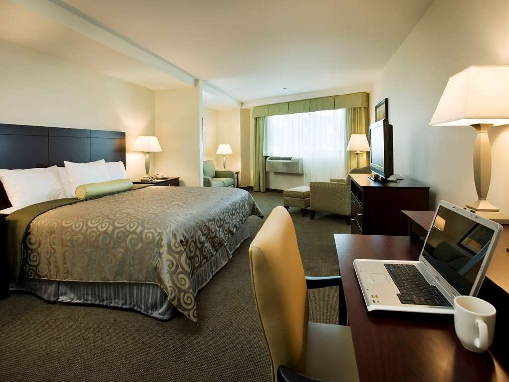 Best Western Plus Philadelphia Airport South at Widener University - Habitaciones/Alojamientos