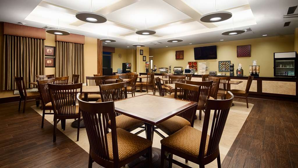 Best Western Plus University Park Inn & Suites - Restaurante/Comedor