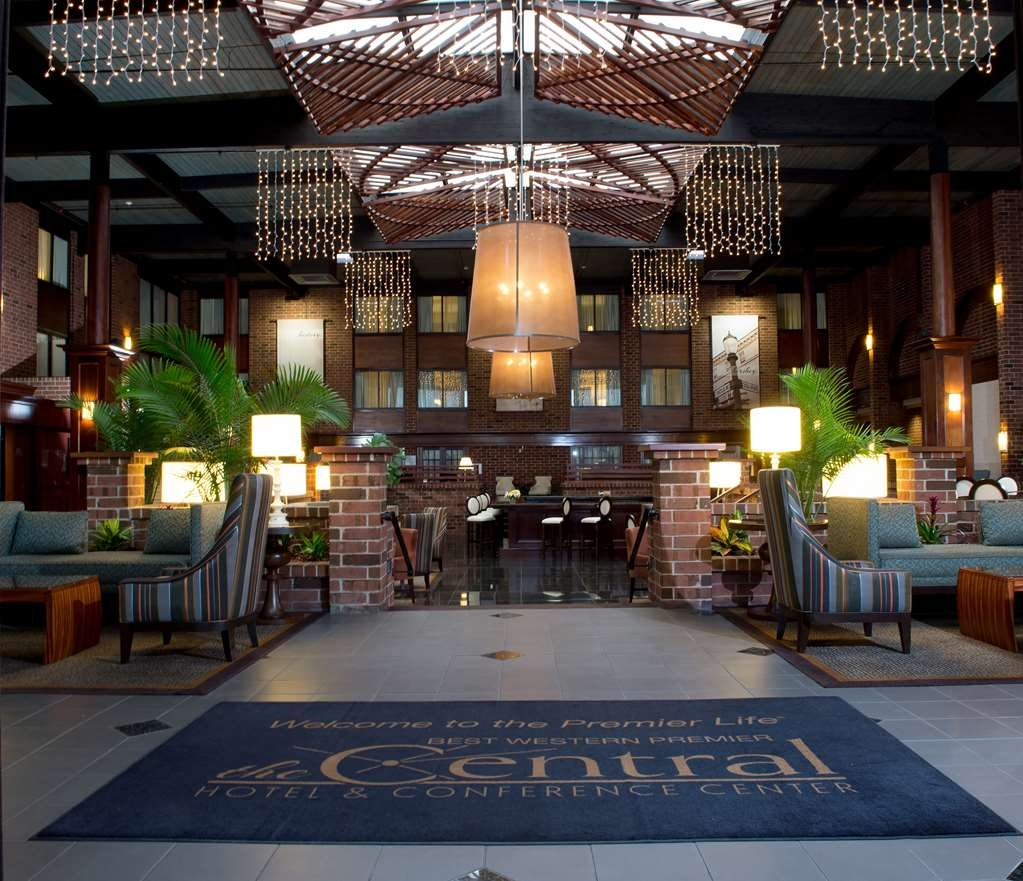 Best Western Premier The Central Hotel & Conference Center - The Central Hotel offers a distinctive Grand Atrium for a unique first impression supported by plush amenities, full-service accommodations, and superior guest service for your overnight accommodations in the Harrisburg, Hershey Region!