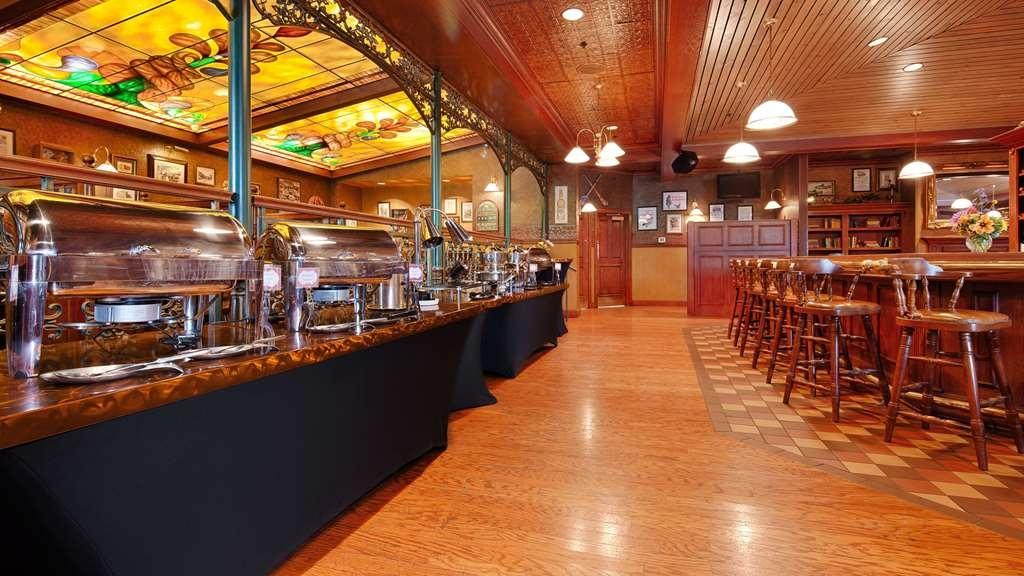 Best Western Premier The Central Hotel & Conference Center - Restaurant / Etablissement gastronomique