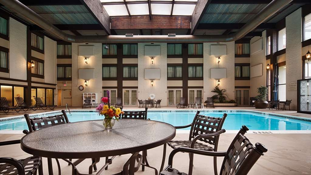 Best Western Premier The Central Hotel & Conference Center - Take a refreshing dip, or relax poolside!