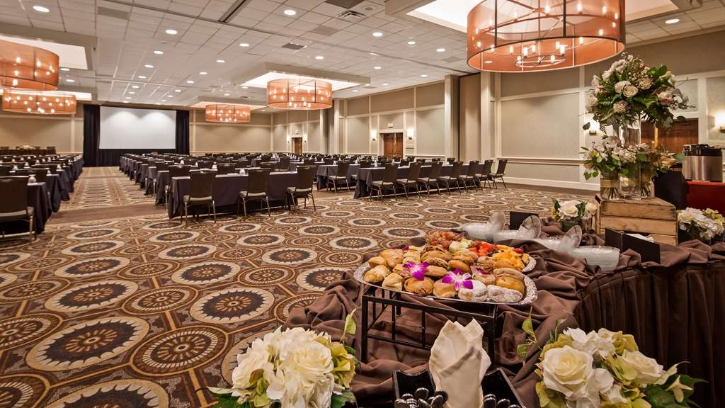 Best Western Premier The Central Hotel & Conference Center - Flexible Meeting & Event Space