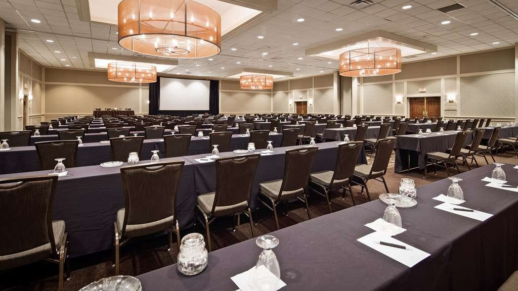 Best Western Premier The Central Hotel & Conference Center - Flexible Meeting and Event Space.