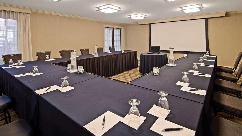 Best Western Premier The Central Hotel & Conference Center - Salle de réunion
