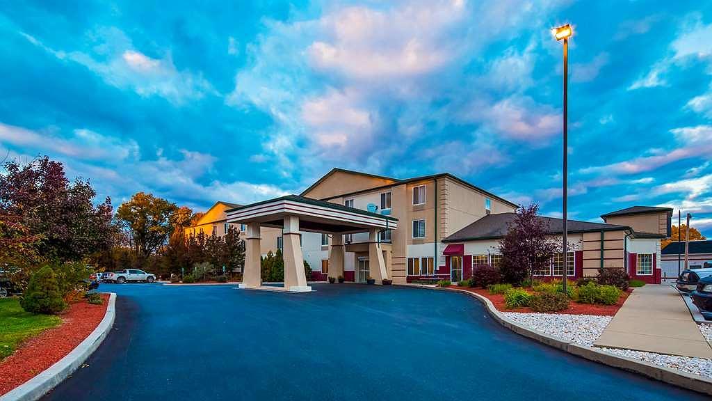 Best Western Harrisburg Hershey Hotel - Vue extérieure
