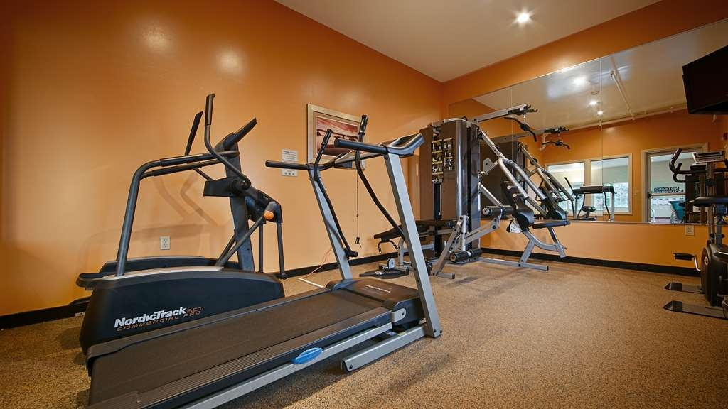 Best Western Harrisburg Hershey Hotel - Fitness Center