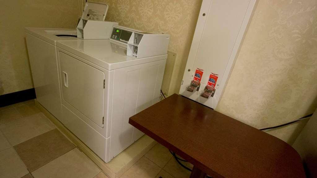 Best Western Harrisburg Hershey Hotel - Servizi di lavanderia