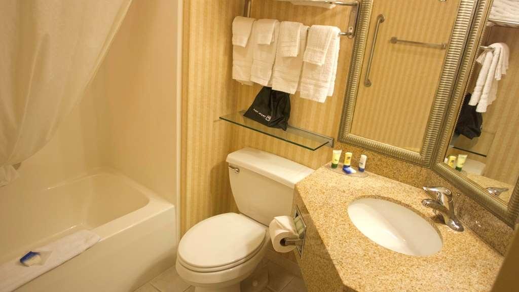 Best Western Harrisburg Hershey Hotel - Bagno