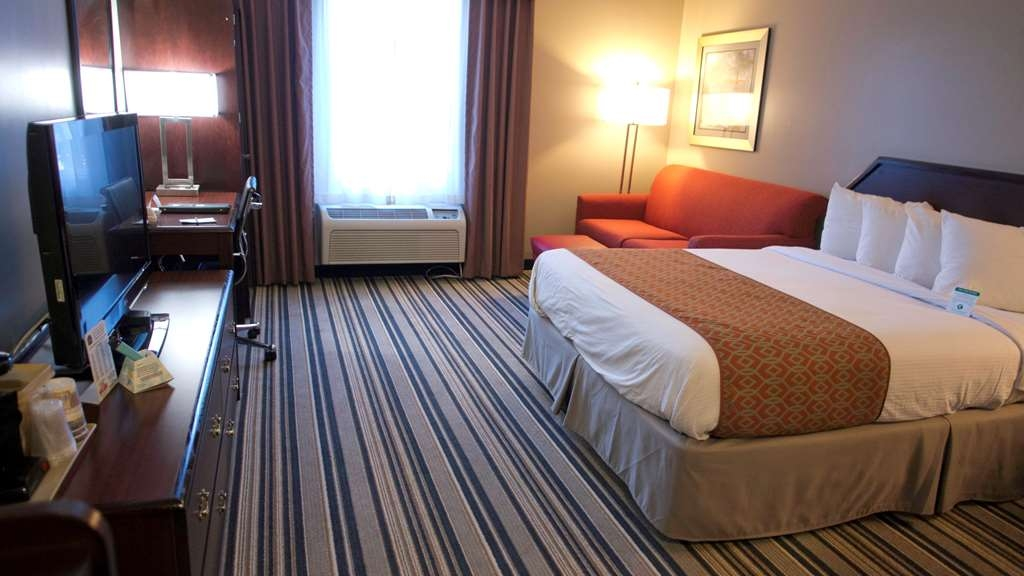 Best Western Harrisburg Hershey Hotel - Camere / sistemazione