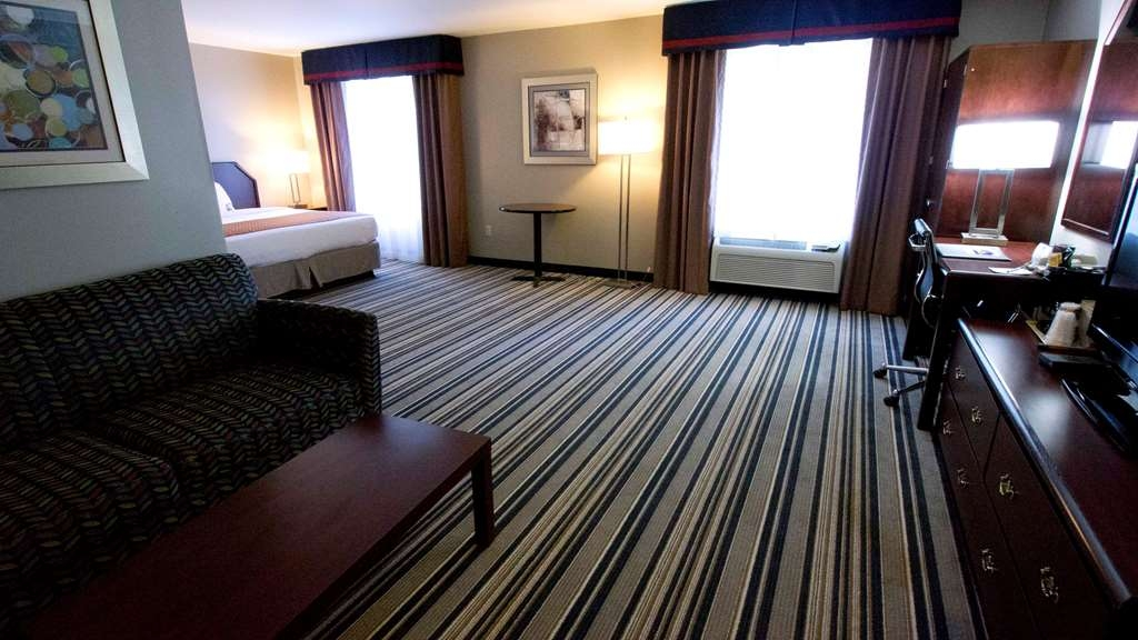 Best Western Harrisburg Hershey Hotel - We take pride in providing our guests with the comfortable accommodations needed for a world-class experience.